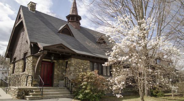 St. John's Episcopal Church, Walpole, NH (Spring)